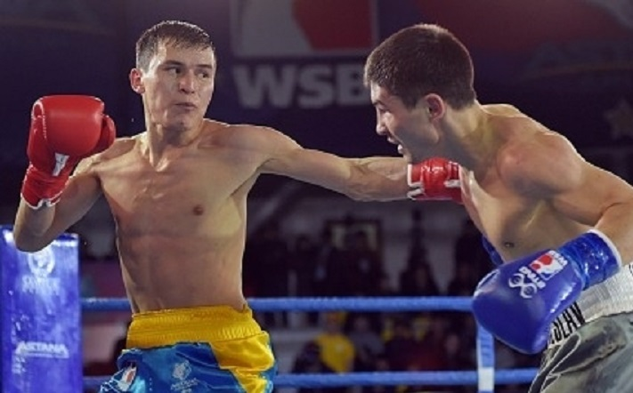 Состав пар на матч плей-офф WSB «Astana Arlans» — «Patriot Boxing Team»