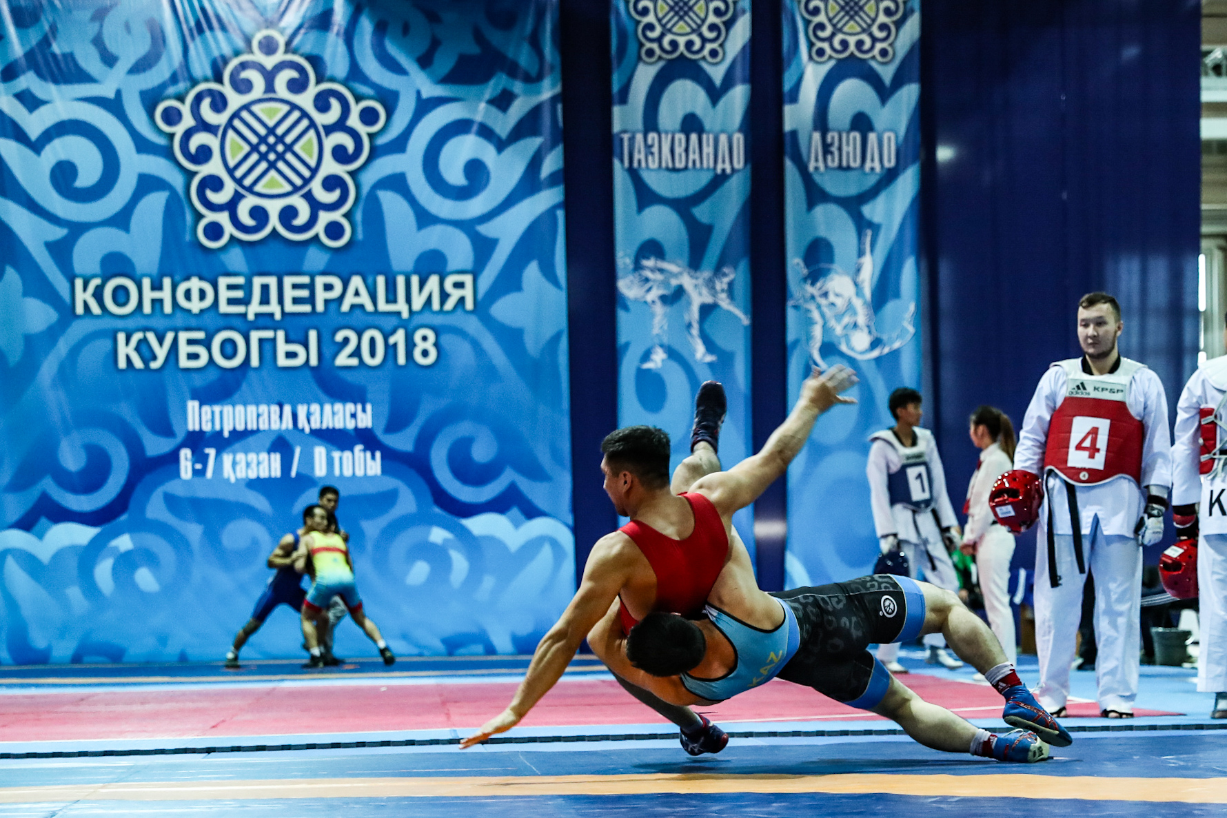 Определились первые полуфиналисты Кубка Конфедерации 2018