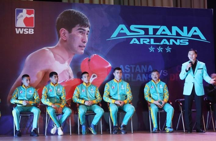 Бақтияр Артаев дарынды боксшыларды «Астана Арлансқа» шақырмақ