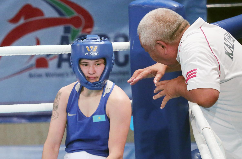 Кызайбай завоевала бронзу чемпионата Азии