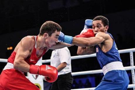 Казахстанские боксеры примут участие в нескольких международных турнирах