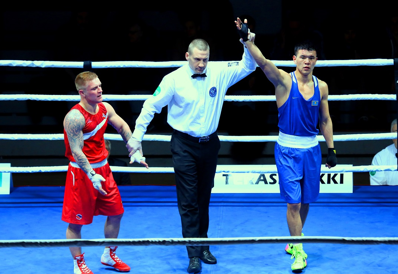 Абылайхан Жусупов: «Был рад завоевать золотую медаль в Финляндии»