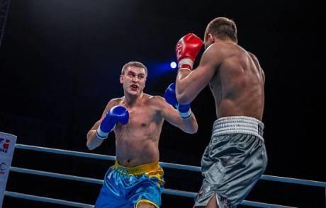 Антон Пинчук сохранил лидерство в своей весовой категории в рейтинге WSB