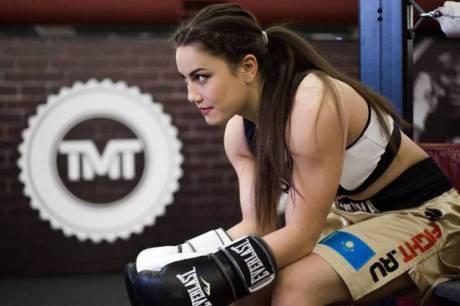 Фируза Шарипова поборется за титул чемпионки мира по боксу в рамках EXPO-2017
