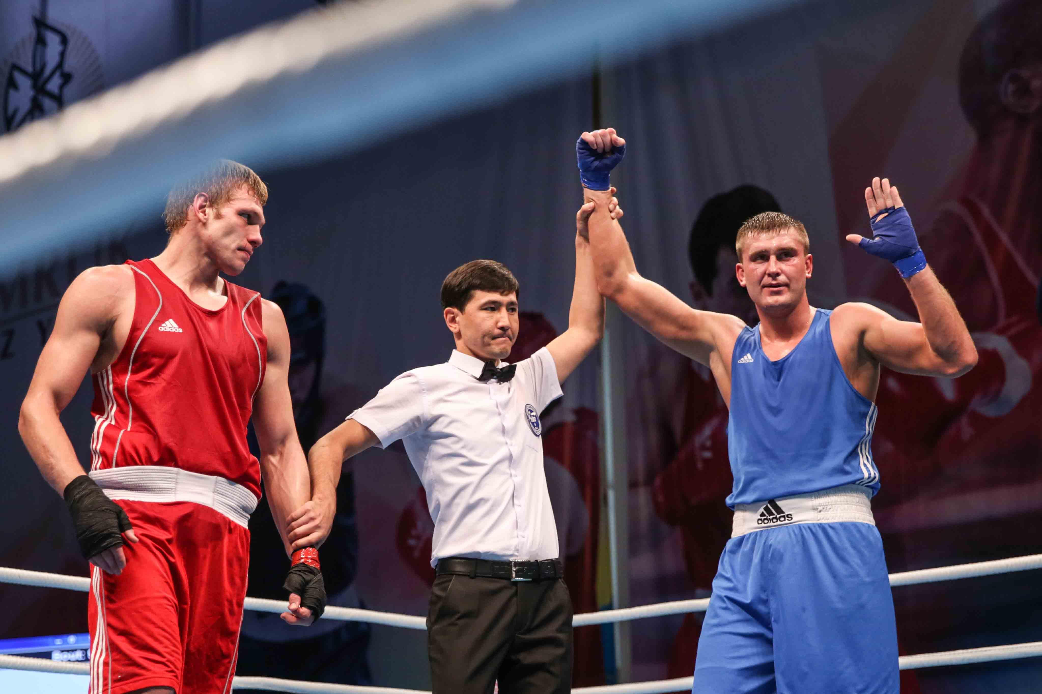 Антон Пинчук: «Вне ринга мы с Левитом друзья. На днях поздравил его с успехом на Олимпиаде»