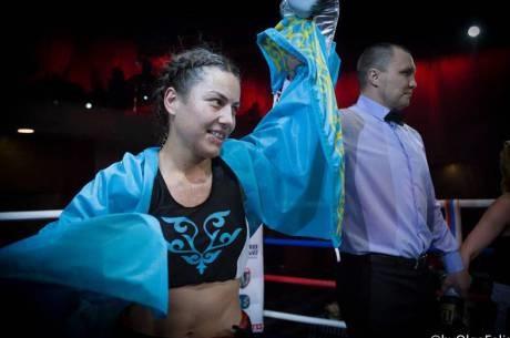Фируза Шарипова встретится с непобежденной россиянкой в титульном бою