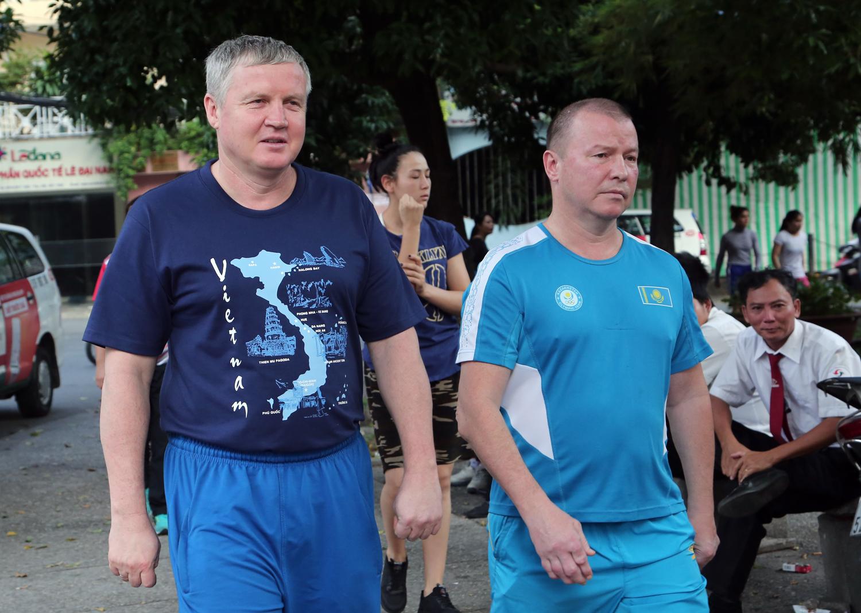 Vadim Prisyazhnyuk: «World Championships and Asian Games await us during the next year»