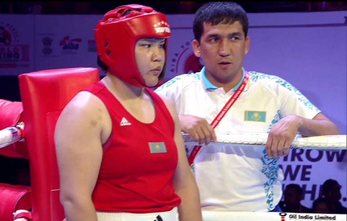 Kazakhstan have won gold, two silver and two bronze medals at the Youth World Championships