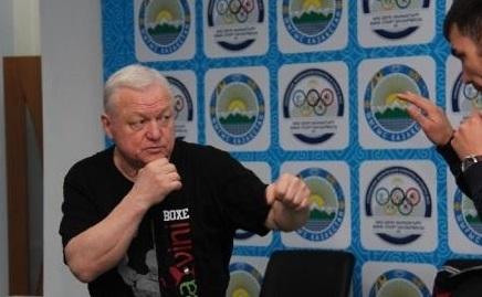 Василий Филимонов: «Бокс в Казахстане всегда был на высоком уровне»