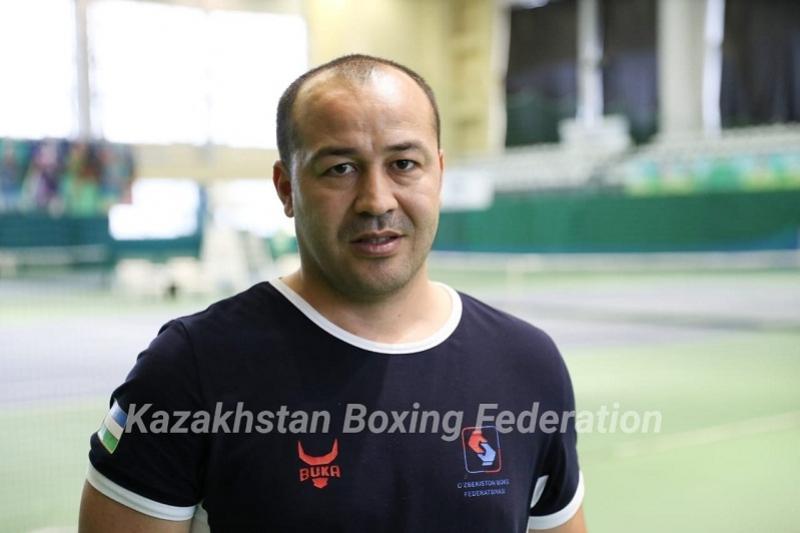 Тренер сборной Узбекистана по боксу назвал фаворитов чемпионата мира и высказался о составе Казахстана