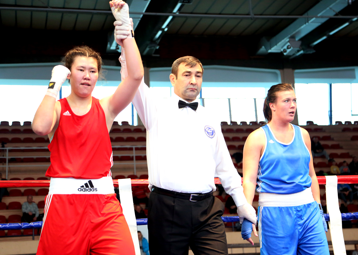 Seven gold medals won girls boxers at the Nations Cup