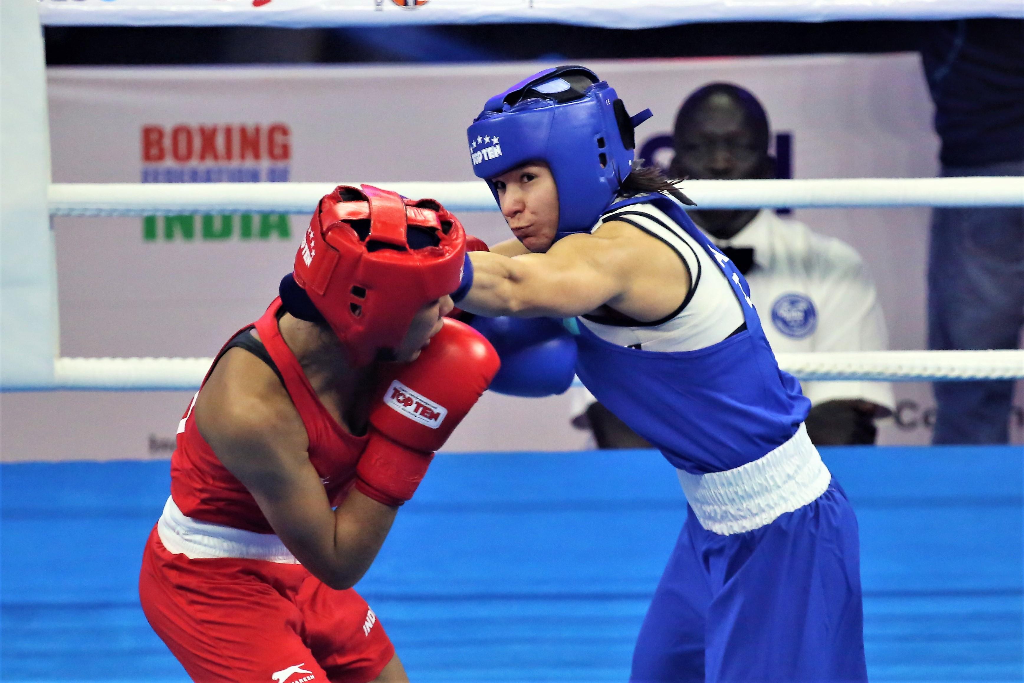 Сборная Казахстана по женскому боксу выступит на турнире в Сербии