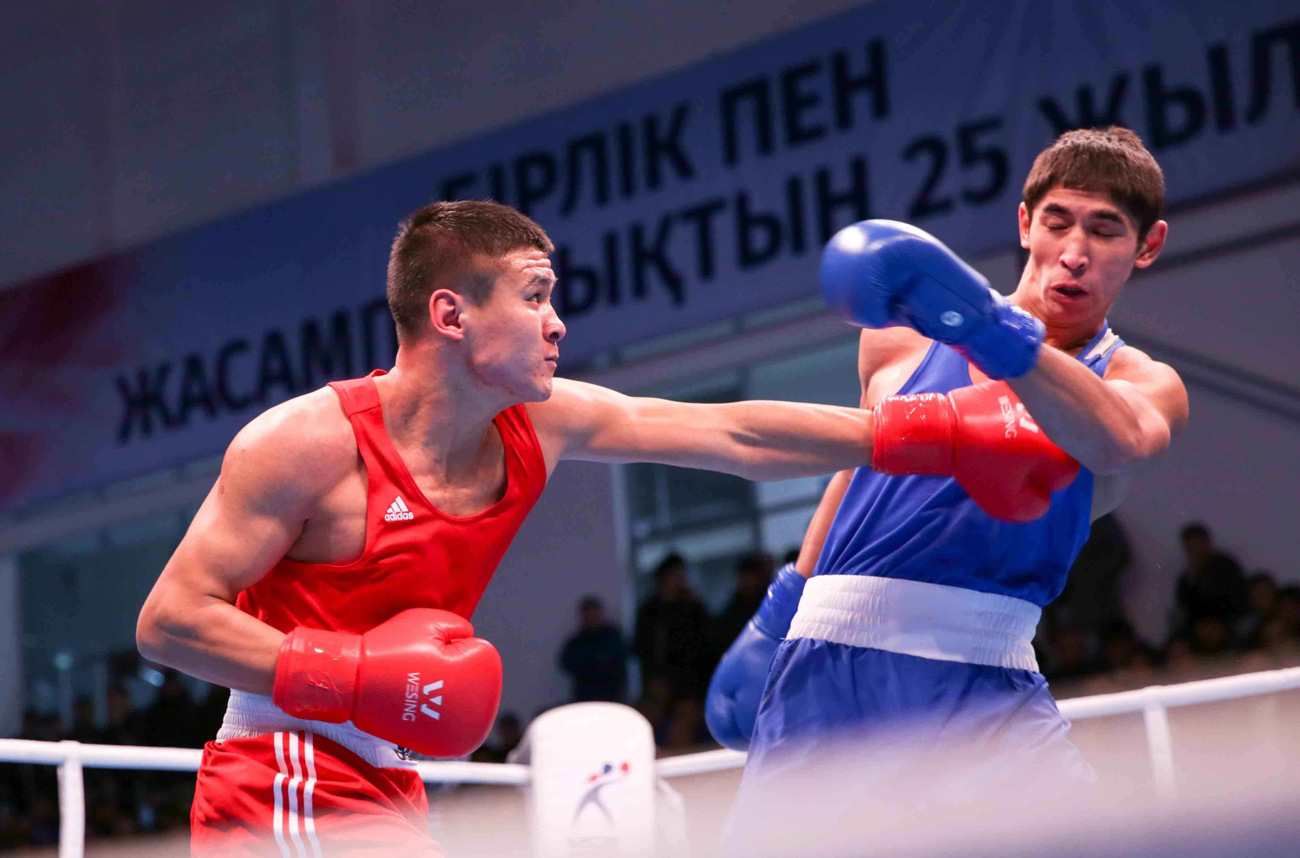 Казахстанские боксеры стартуют на Исламских Играх в Баку