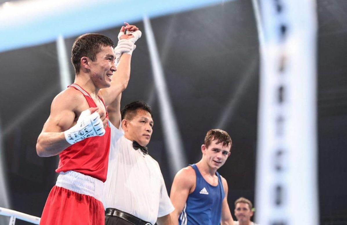 Кайрат Ералиев: «Для того, чтобы выиграть крупный турнир, нужно пройти нелёгкий путь»