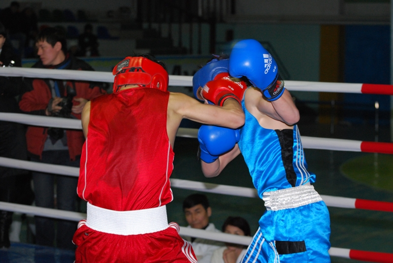The Kazakhstan Youth Championships Are Over