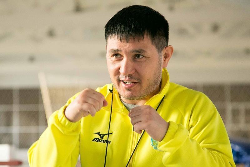 Алты боксшы ел біріншілігіне қатысқан жоқ - Айтжанов