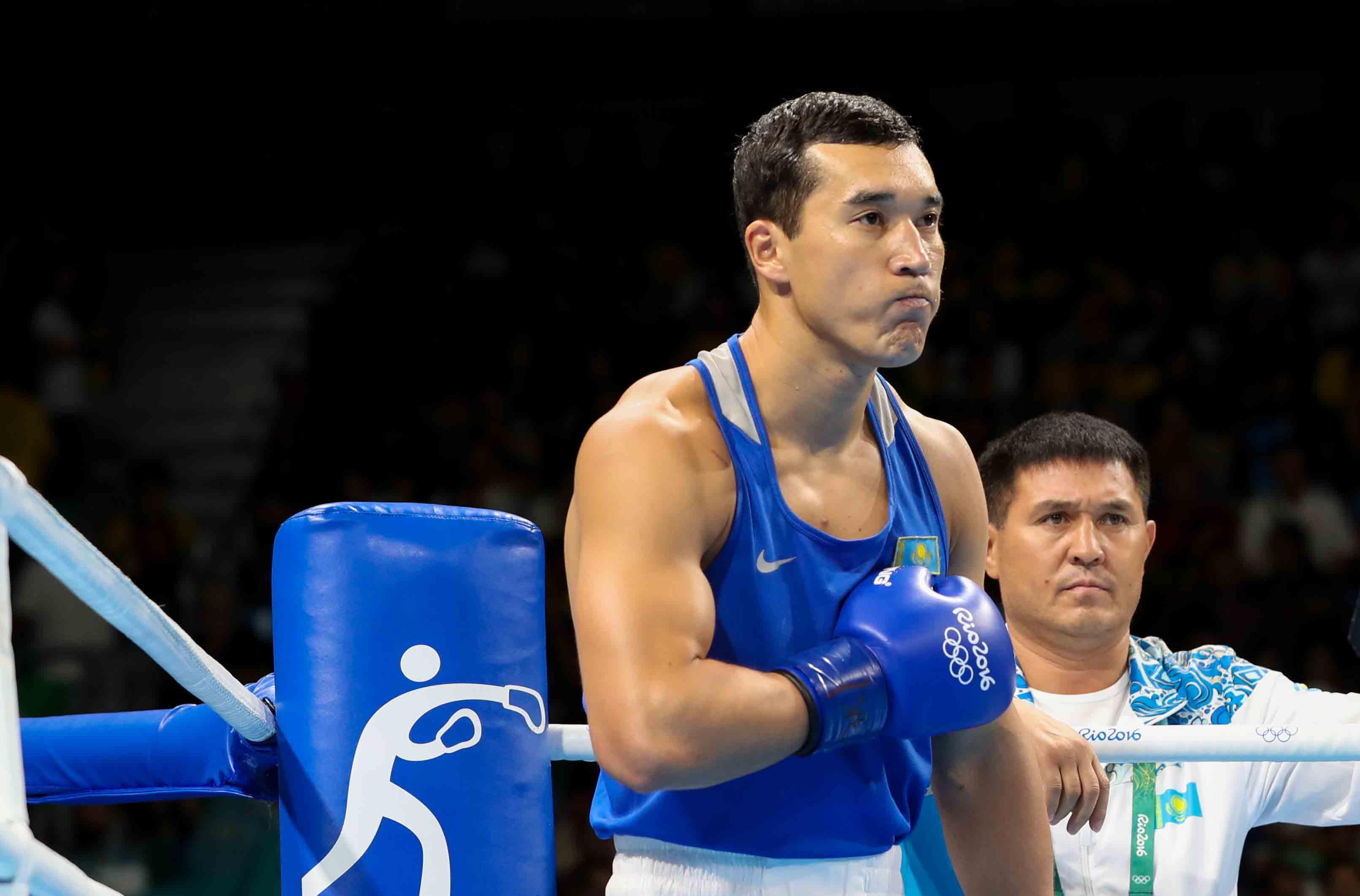 Хочу выиграть золото чемпионата мира и Олимпиады - Адильбек Ниязымбетов