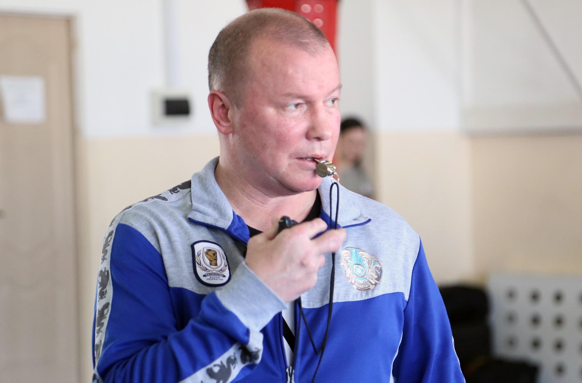 Вадим Присяжнюк назвал состав женской сборной, которая отправится на чемпионат мира по боксу в Нью-Дели