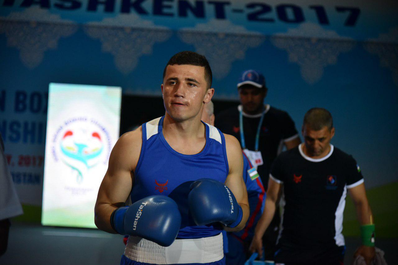 Исроил Мадримов назвал причину своего поражения Данияру Елеусинову на Азиаде-2014