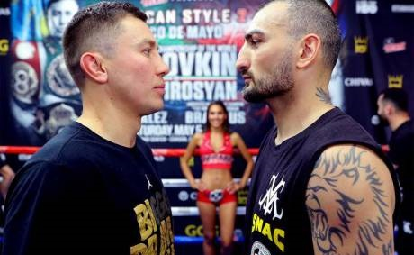 Казахстанский боксер добавлен в андеркарт боя Головкин - Мартиросян