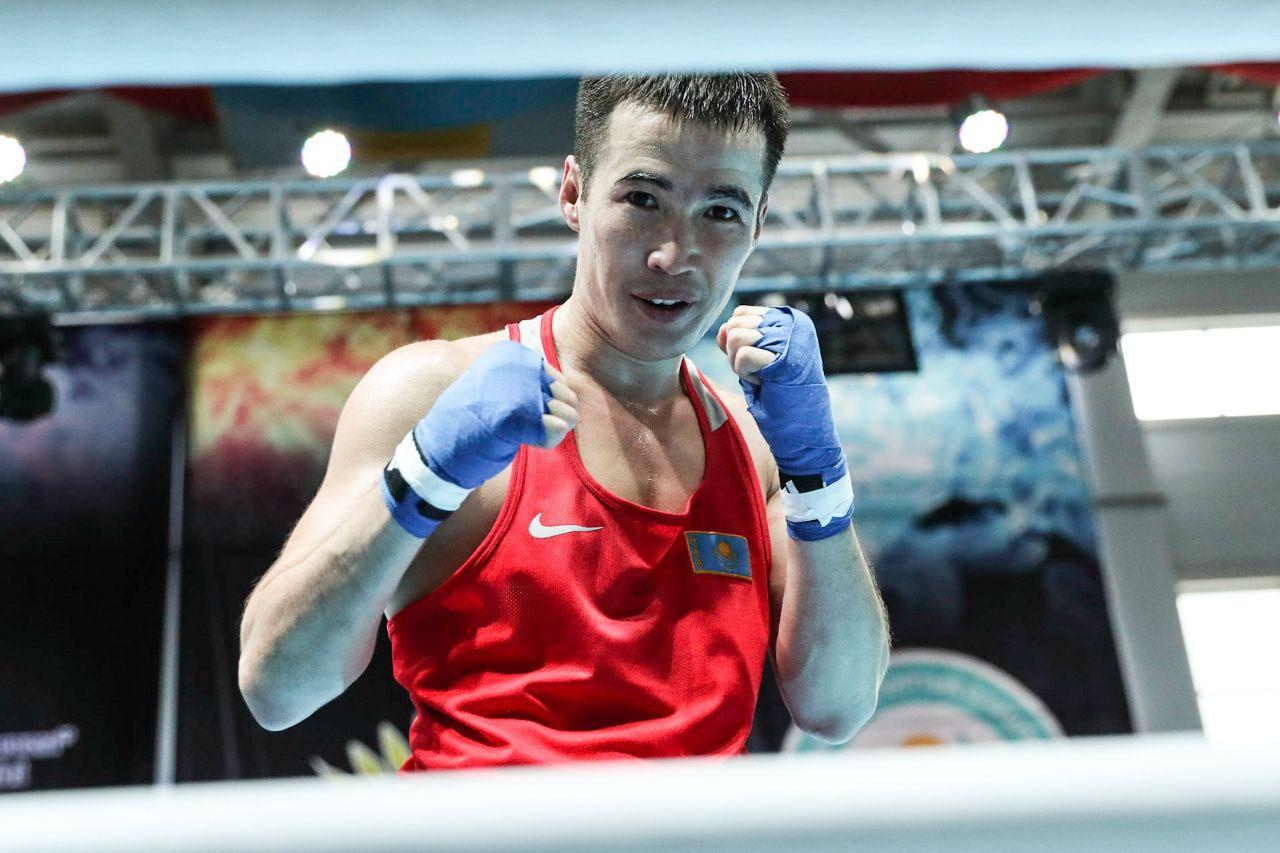 На чемпионате Казахстана в Шымкенте определены все полуфиналисты