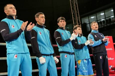 «Астана Арланс» объявил состав на матч WSB с «Чайна Драгонс»