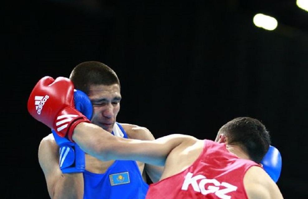 Казахстанские боксеры успешно выступают на Исламских Играх в Баку