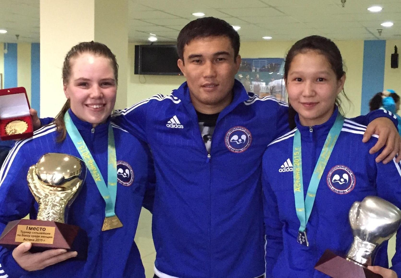 Казахстанский тренер по боксу будет учиться в США