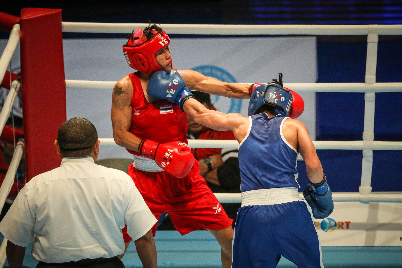 Состоялись финальные бои женского ЧМ: Казахстан занял первое общекомандное место