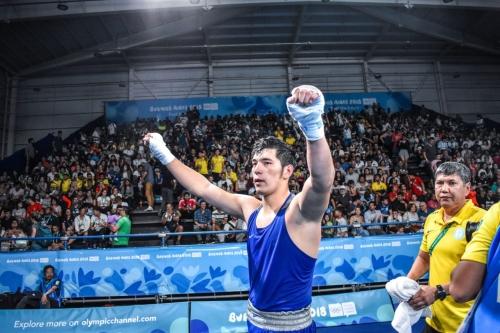 Юношеские Олимпийские игры: трое казахстанцев в финале
