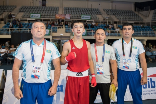 Кайрат Сатжанов: «Десять медалей и первое место в общекомандном зачете не могут не радовать»