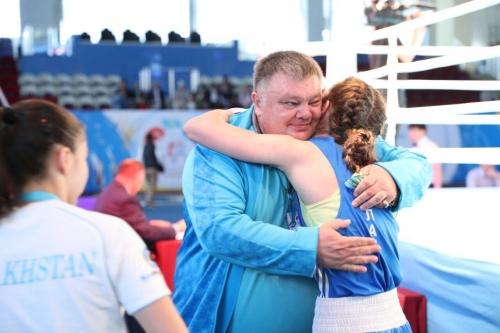 Kazakhstan Team won the Cup of President of Kazakhstan