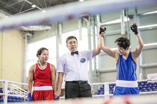 Kazakhstan National Women's Boxing Championships will be held in Astana