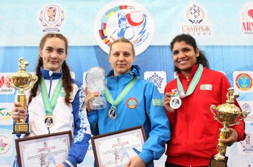 Карина Ибрагимова: «Здоровый микроклимат в команде - залог успешного выступления»