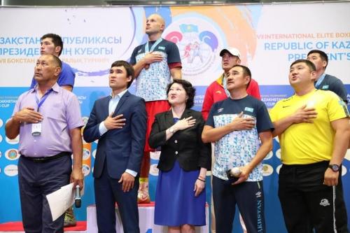 Кубок Президента: новые чемпионы