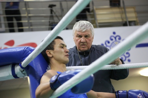 One «gold» and four «bronzes» were won by Kazakhstani boxers in Sofia