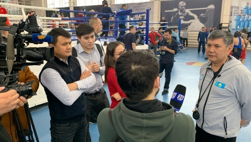 Галым Кенжебаев высказался о переносе Лицензионного турнира