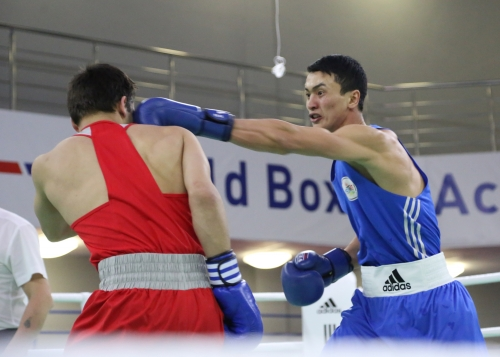 Sabyrzhan Bekbergenov: «In the final I did my best as I was the only one from Kazakhstan»