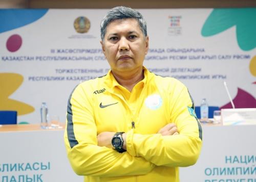 Главным тренером национальной сборной по боксу стал Галымбек Кенжебаев