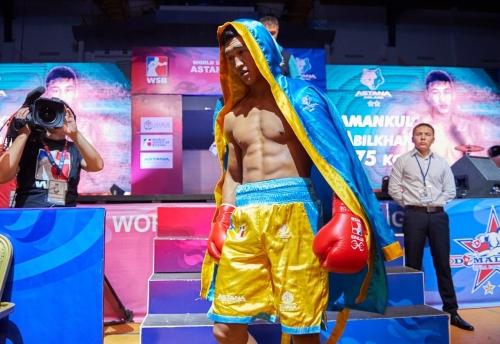 Стал известен состав пар на матч «Astana Arlans» - «Patriot Boxing Team»
