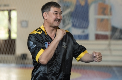 Nurlan Akurpekov: «New season - new faces in «Astana Arlans»