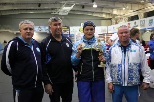 Ляззат Кунгейбаева: «Я была настроена на победу»