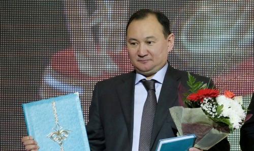 С днем рождения, Бекжан Мухтасифович!