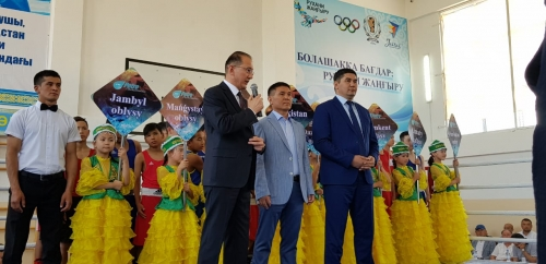 В Шымкенте стартовал I Республиканский турнир на призы Мырзагали Айтжанова