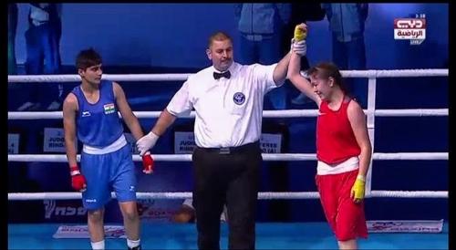 Назерке Серик стала чемпионом Азии среди юниоров