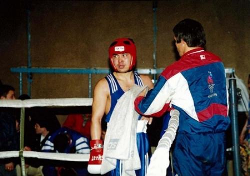 Азиатские Игры-1994: как выступали казахстанские боксеры