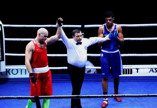 Хельсинкидегі турнирде алты бірдей қазақстандық боксшы финалға шықты