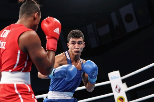 Мама Абильхана Аманкула желает спортсменам удачи в Джакарте