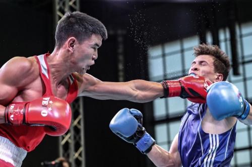 Абылайхан Жүсіпов: Мақсатым - Әлем чемпионатында дәрежелі өнер көрсету
