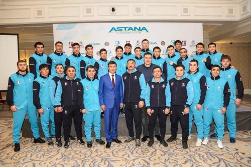 «Астана арландары» жаңа маусымда кімдермен жұдырықтасады